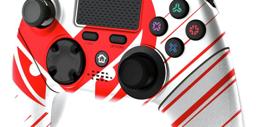 Mayhem MK1 Signature PS4 Controller - Monsoon Pre-Order from Argos