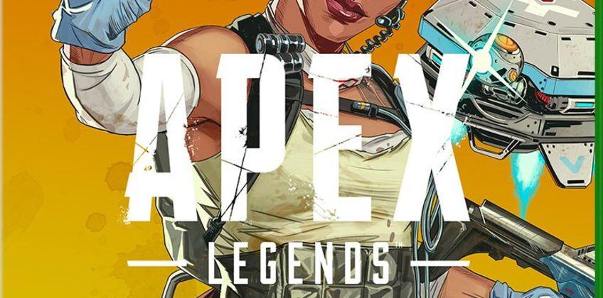 Apex Legends: Lifeline Edition Xbox One Game from Argos