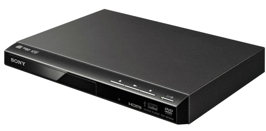 Sony DVPSR760 DVD Player with HD Upscaling from Argos