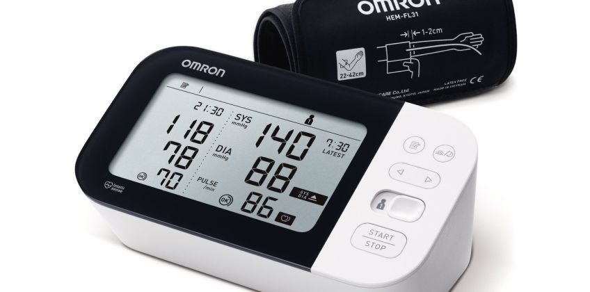 Omron M7 Intelii IT Blood Pressure Monitor from Argos