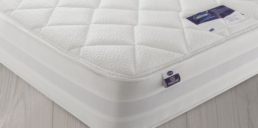 Silentnight Knightly 2000 Pocket Luxury Mattress from Argos