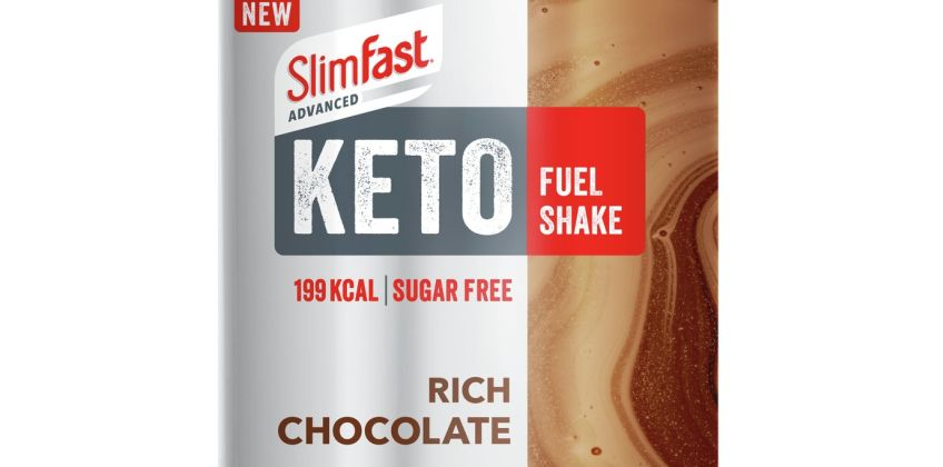 SlimFast Advanced Keto Fuel Shake Rich Chocolate from Argos