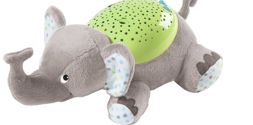 Summer Infant Slumber Buddies Classic Elephant Nightlight from Argos