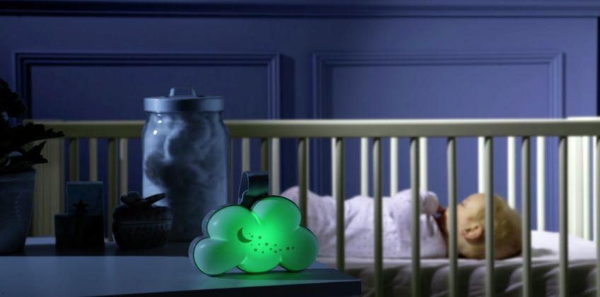 Dream Cloud Night Light from Argos
