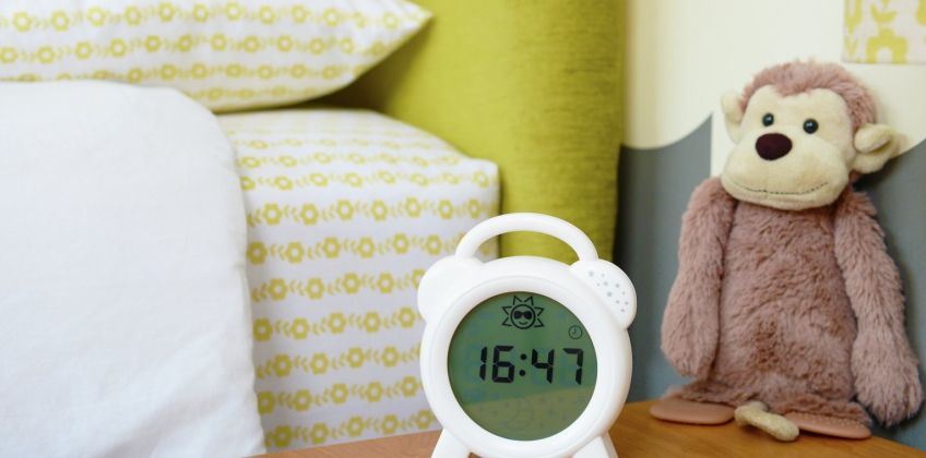 Snoozee Sleep Trainer and Clock from Argos
