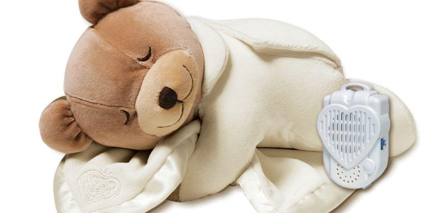 Prince Lionheart Original Slumber Bear - Cream from Argos