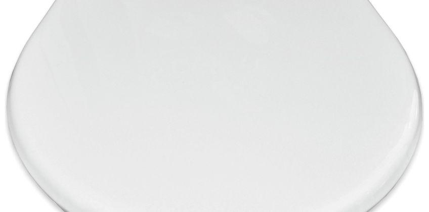 Bemis Upton Statite Slow Close Toilet Seat - White from Argos