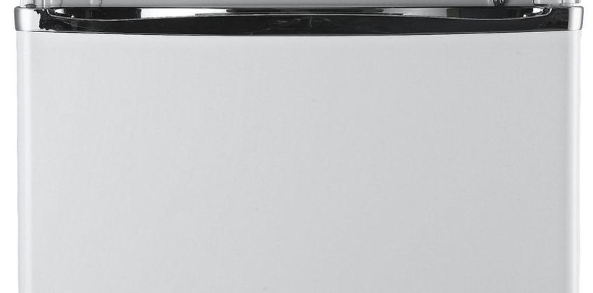 Russell Hobbs RHUCFF50W Under Counter Fridge Freezer - White from Argos