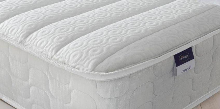 Silentnight Hatfield Memory Foam Mattress from Argos