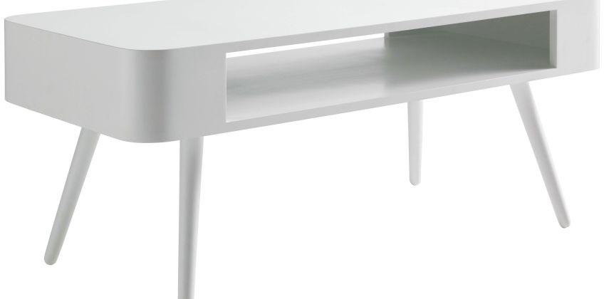 Habitat Bumble Coffee Table - White from Argos