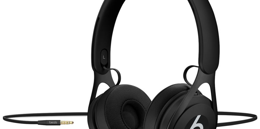 Beats by Dre EP On-Ear Headphones - Black from Argos