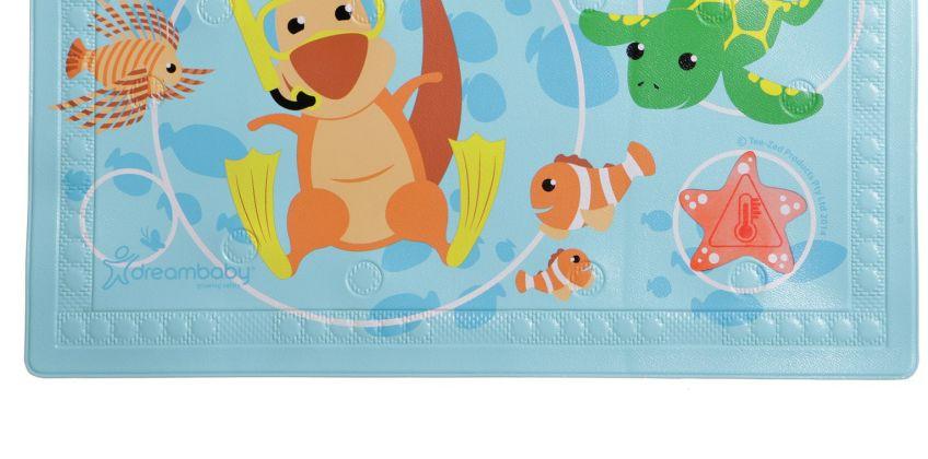 Dreambaby Anti Slip Bath Mat. from Argos
