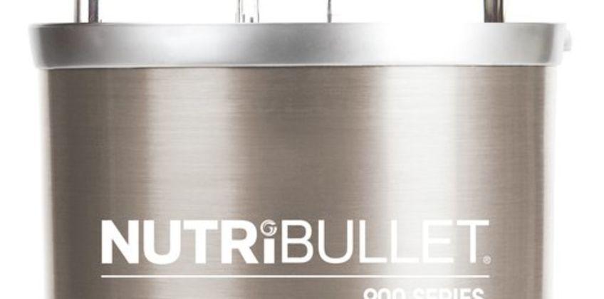 NutriBullet 9 Piece Nutritional Blender from Argos
