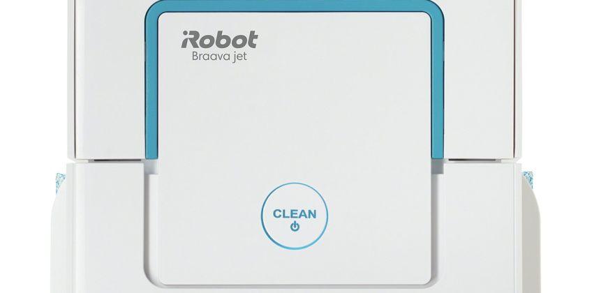 iRobot 250 Braava Jet Cordless Robot Mop from Argos