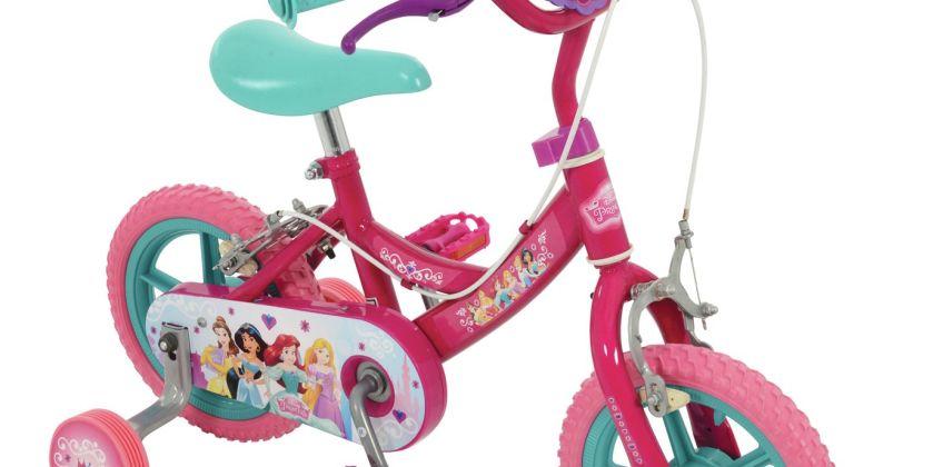 Disney Princess 12 Inch Kids Bike from Argos