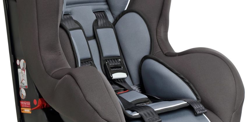 Cuggl Woodlark Group 0/1/2 Car Seat - Grey from Argos