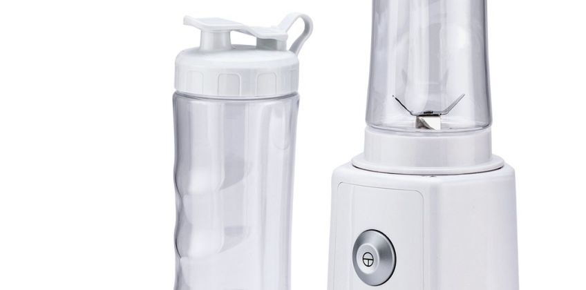Cookworks 2 Piece Personal Blender - White from Argos