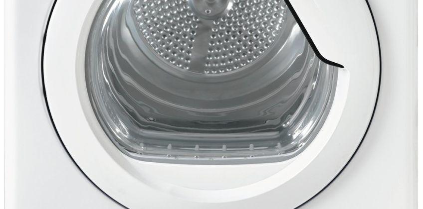 Hoover HLC8LG 8KG Condenser Tumble Dryer - White from Argos