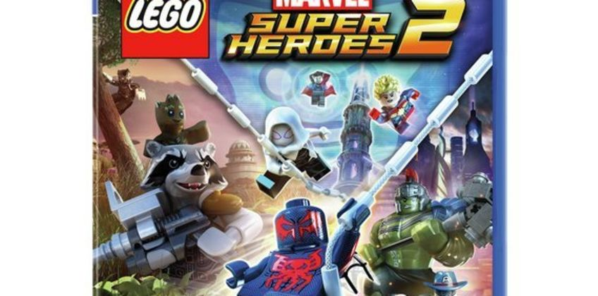 LEGO Marvel Super Heroes 2 PS4 Game from Argos