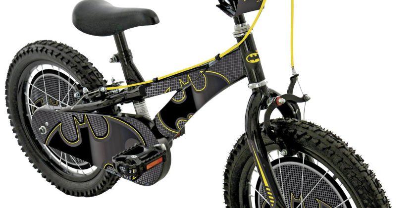 DC Comics Batman 16 Inch Kids Bike from Argos
