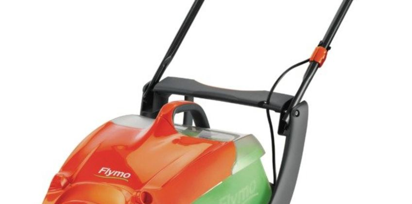 Flymo Glider 330 Collect Hover Mower - 1450W from Argos