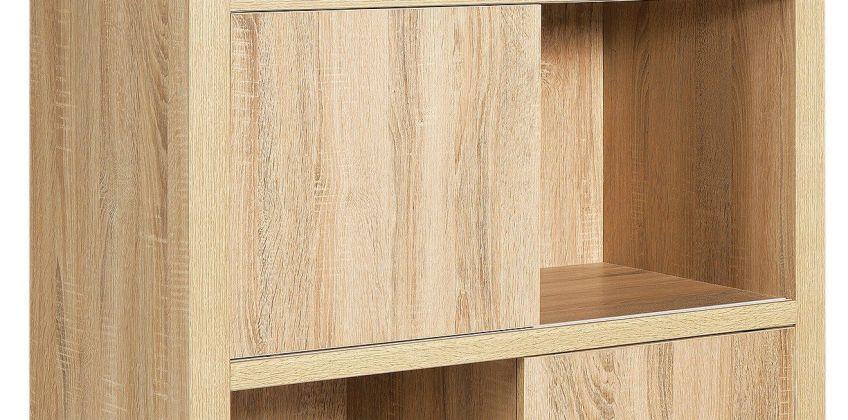 Argos Home Sisley Storage Unit with Sliding Doors from Argos