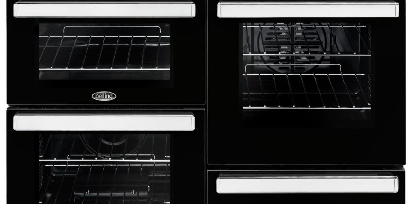 Belling Cookcentre 110EI 100cm Electric Range Cooker - SS from Argos