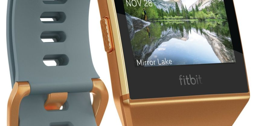 Fitbit Ionic Smart Watch from Argos