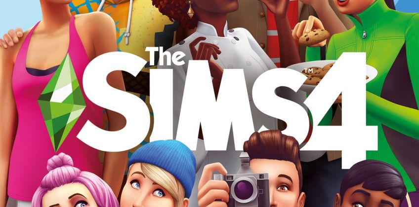 The Sims 4 PS4 Game from Argos
