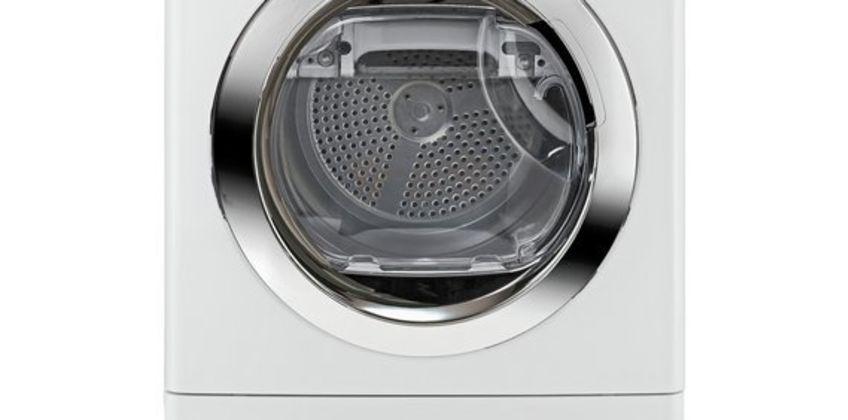 Candy GVSH9A2DCE 9KG Heat Pump Condenser Tumble Dryer -White from Argos