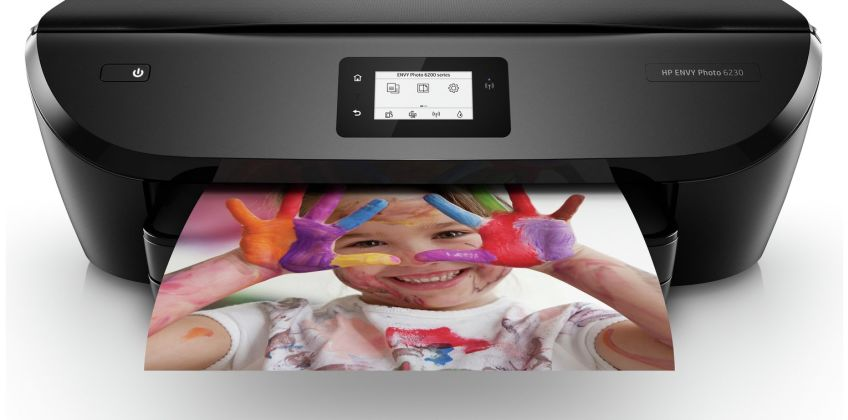 HP Envy 6230 Wireless Photo Printer & 4 Months Instant Ink from Argos