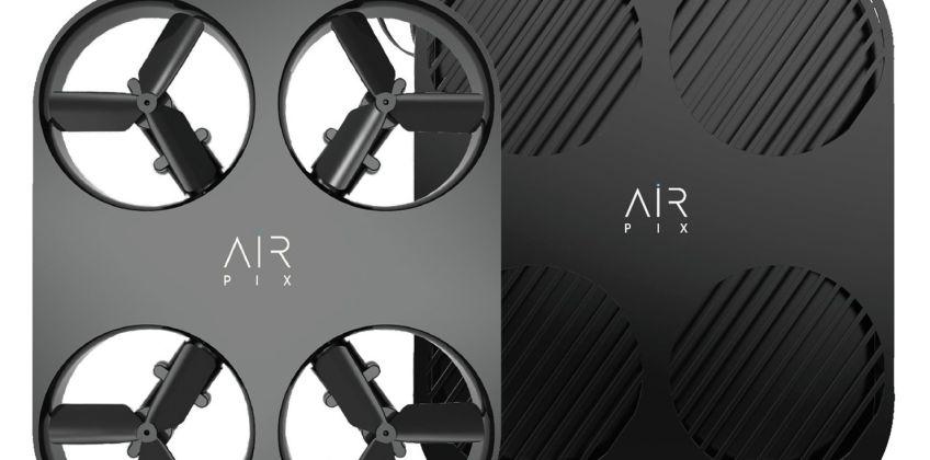 AirSelfie AirPix Drone Bundle from Argos