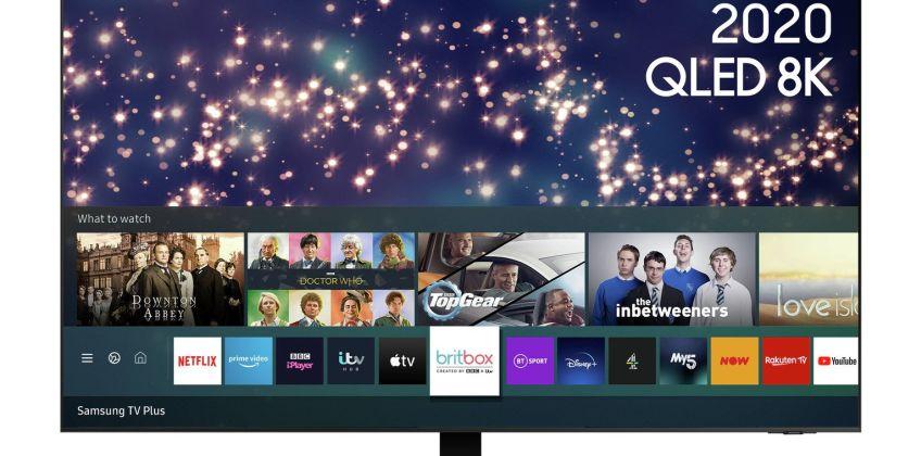Samsung 65 Inch QE65Q700T Smart True 8K QLED TV from Argos