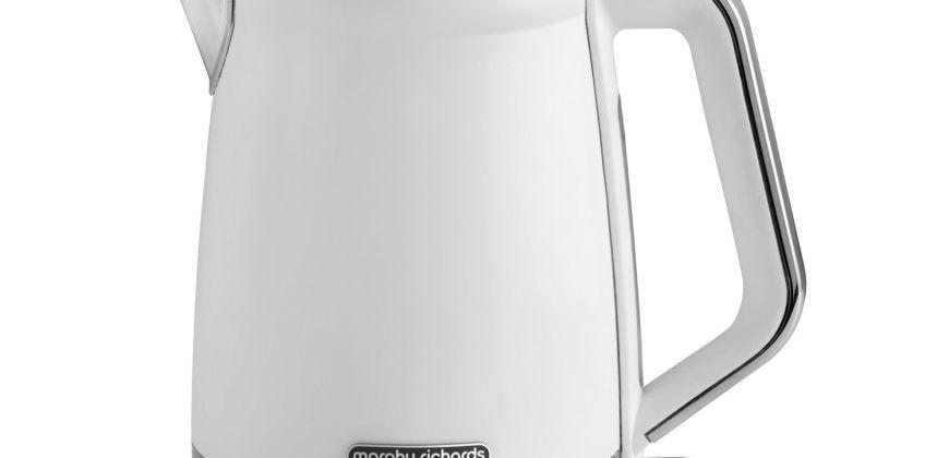 Morphy Richard 108021 Illumination Kettle - White from Argos
