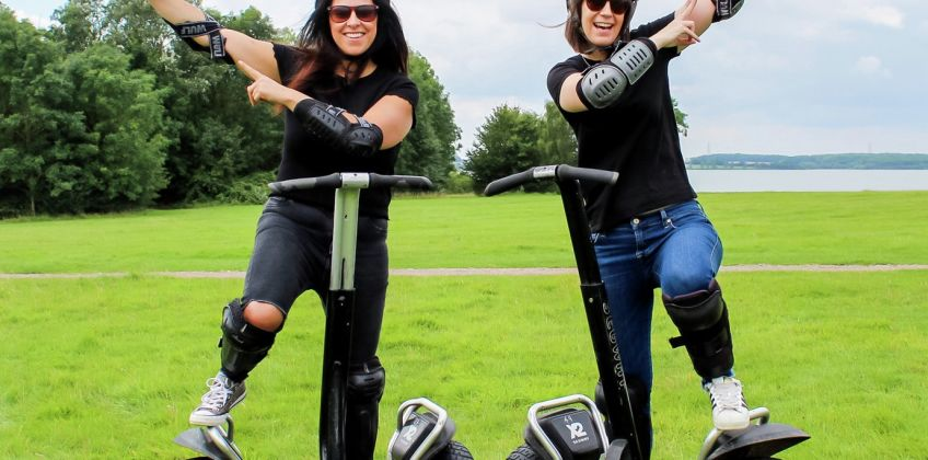 Segway For Two Gift Experience from Argos