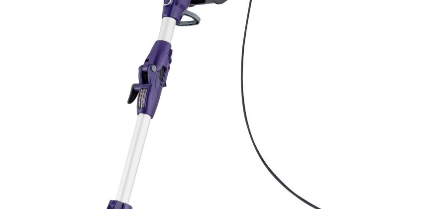 Shark HV390UK DuoClean Corded Stick Vacuum Cleaner from Argos