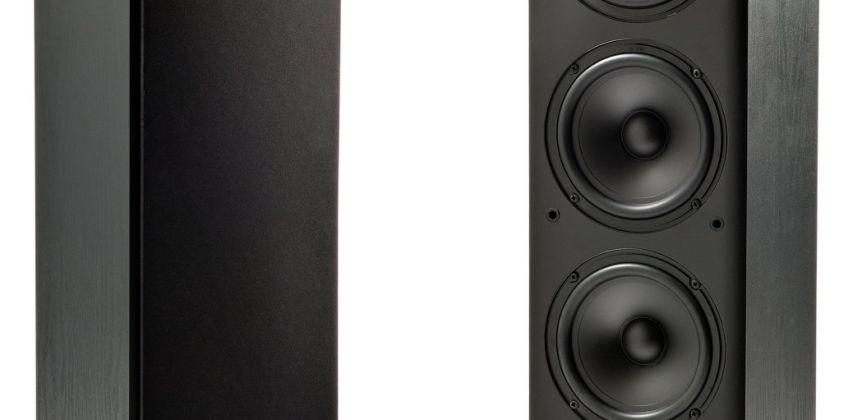 Polk Audio T50 Tower Speakers from Argos