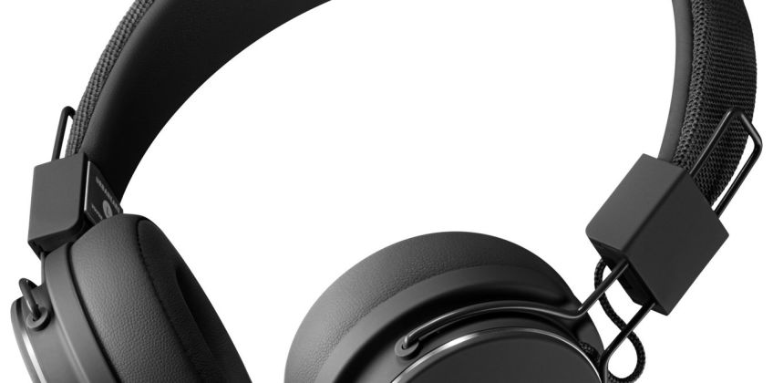 Urbanears Plattan 2 Bluetooth On-Ear Headphones - Black from Argos