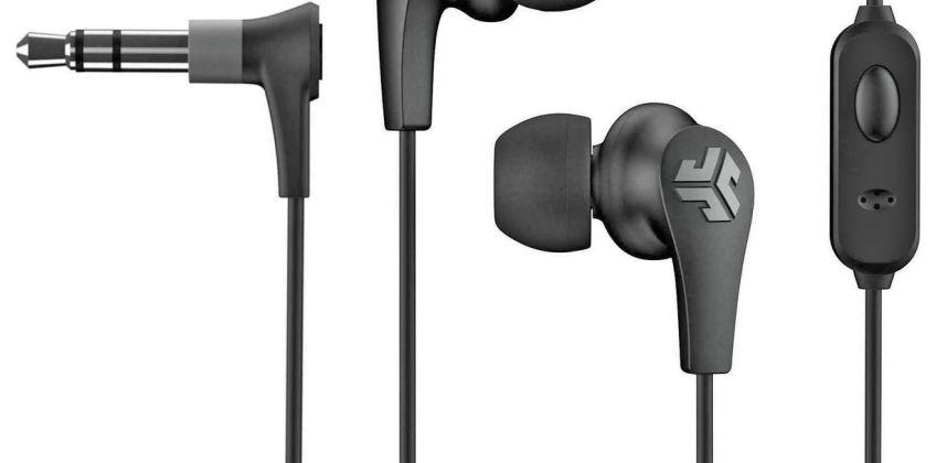 JLab JBuds Pro In-Ear Headphones - Black from Argos