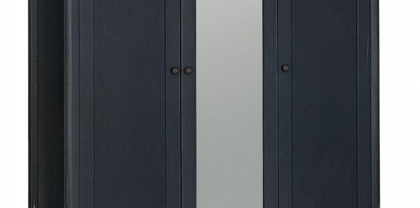Argos Home Sophia 3 Door 3 Drawer Mirror Wardrobe from Argos