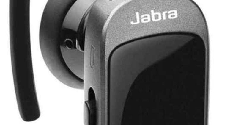 Jabra Talk 25 Wireless Headset - Black from Argos