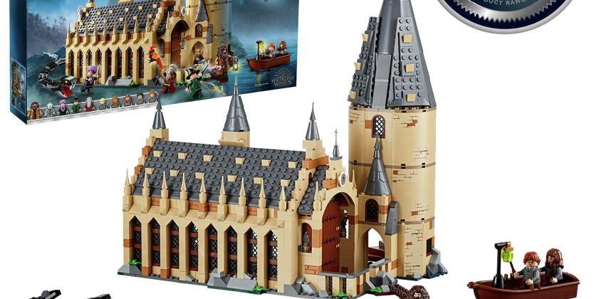 LEGO Harry Potter Hogwarts Great Hall Toy - 75954 from Argos