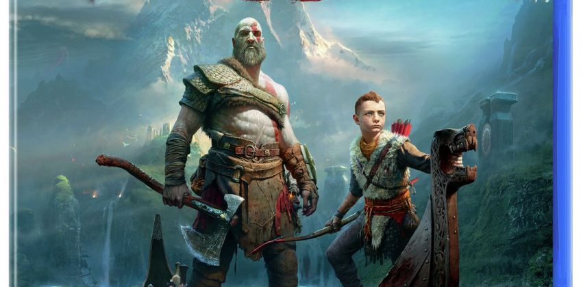 God of War PS4 Game from Argos