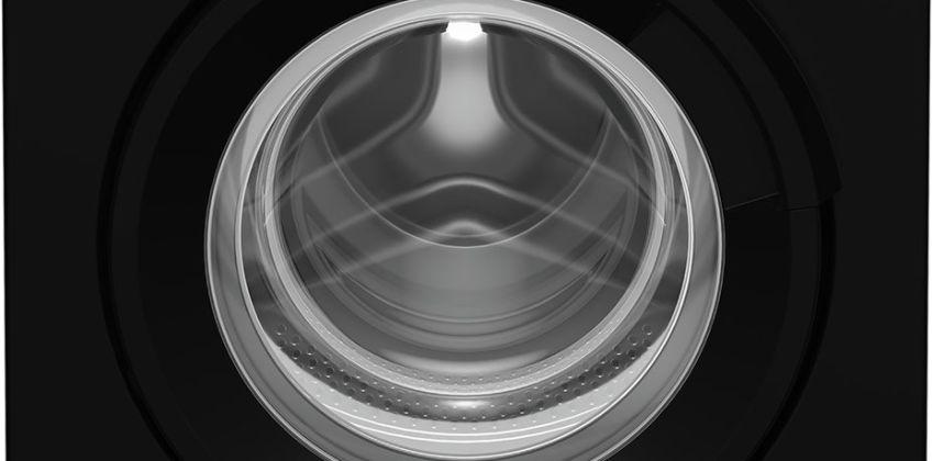 Beko WTL84151B 8KG 1400 Spin Washing Machine - Black from Argos