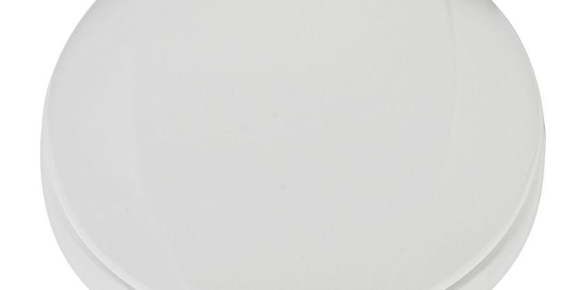Argos Home Antibacterial Slow Close Toilet Seat - White from Argos