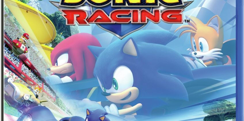 Team Sonic Racing PS4 Game from Argos
