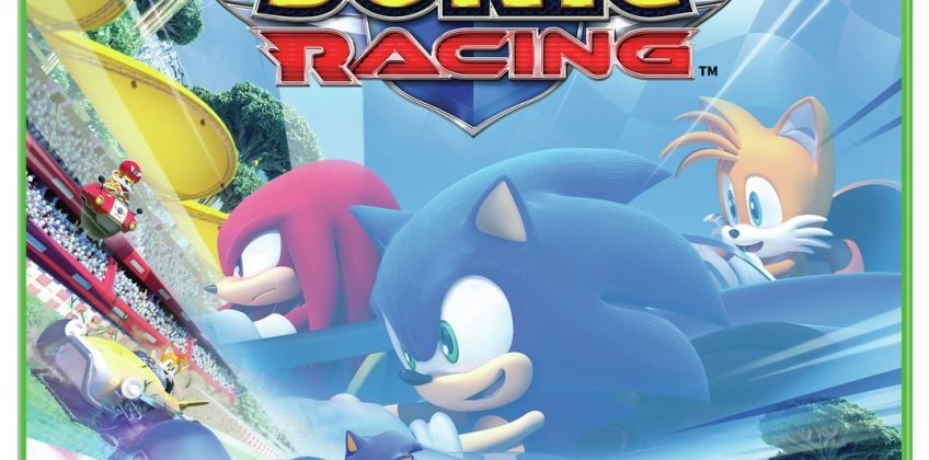 Team Sonic Racing Xbox One Game from Argos