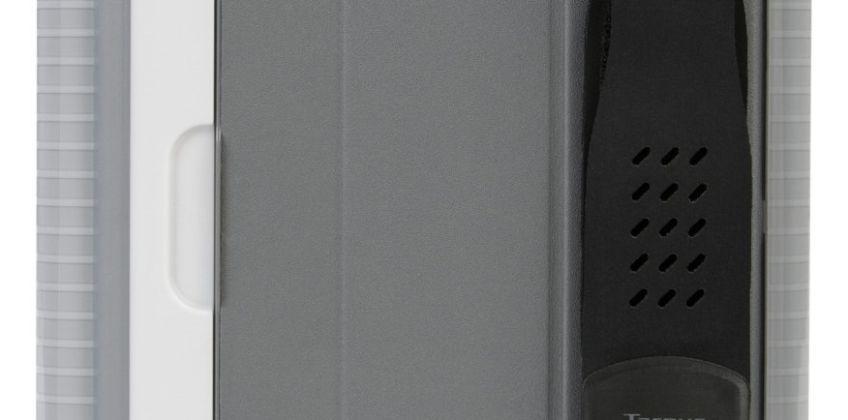 Targus Safeport 9.7 Inch iPad, Pro, Air 2 Case - Grey from Argos