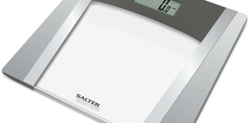 Salter Large Display Body Analyser Scale - Glass from Argos