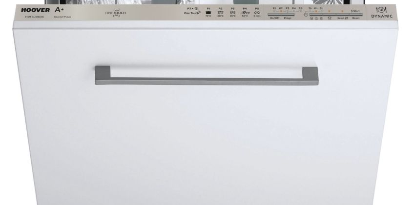 Hoover HDI 1L038B Full Size Integrated Dishwasher  from Argos
